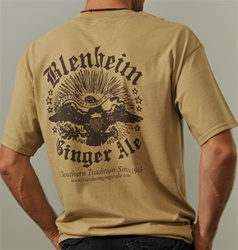 Blenheim Ultra Cotton Beige T-Shirt