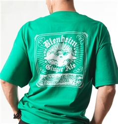 Blenheim Ultra Cotton Green T-Shirt