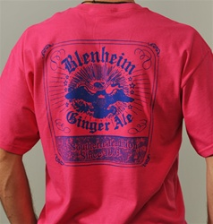 Blenheim Ultra Cotton Pink T-Shirt